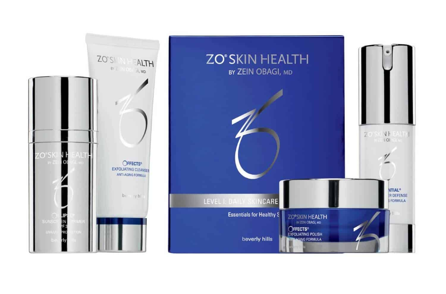 Zo Skin Health Phase I Daily Skincare Program Beauty Mailbox