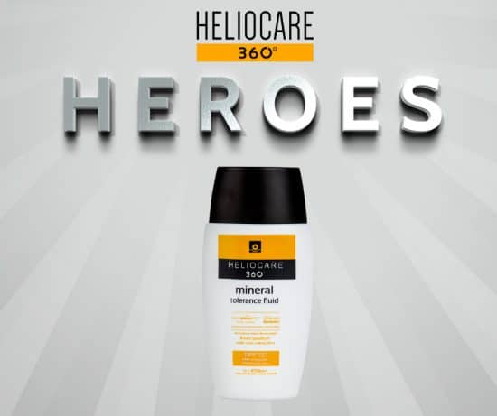 Heliocare 360 Mineral Tolerance Fluid SPF 50 50ML
