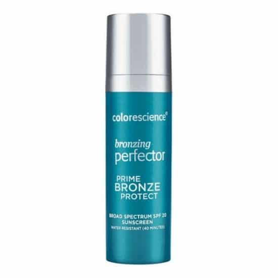 COLORESCIENCE Bronzing Perfector Face Primer SPF20