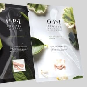 MASKS OPI Hands & Feet