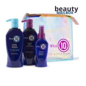 It's a 10 Miracle Holiday Conditioning Trio