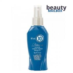 It's a 10 Potion 10 Miracle Instant Repair Leave In 120ml