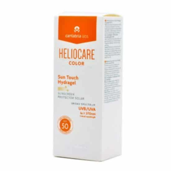 heliocare color sun touch hydragel